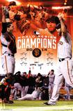San Francisco Giants - 2014 World Series Celebration Póster