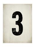 Distressed 3 Prints by Rebecca Peragine