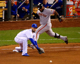 World Series - San Francisco Giants v Kansas City Royals - Game Seven Photo by Dilip Vishwanat