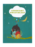 Goodnight Sweetheart Posters by Rebecca Peragine