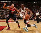 Washington Wizards v Miami Heat Photo by Issac Baldizon