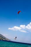 Kitesurfing Fotodruck von paul prescott