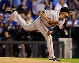 World Series - San Francisco Giants v Kansas City Royals - Game Seven Photo by Ezra Shaw