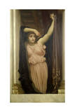 The Last Watch of Hero, 1887 Giclee Print by Frederick Leighton
