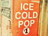 Ice Cold Pop Photographic Print by Meagen Higginbottom