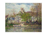Springtime at Lavardin (Touraine), 1907 Giclee Print by Maxime Emile Louis Maufra