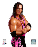 Bret Hart Posed Photo