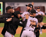 World Series - San Francisco Giants v Kansas City Royals - Game Seven Photo by Alex Trautwig