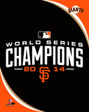 San Francisco Giants 2014 World Series Champions Logo Photo