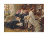 Memories, C.1886 Giclee Print by Frank Bernard Dicksee