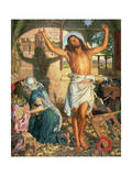 The Shadow of Death, 1870-73 Giclee Print by William Holman Hunt