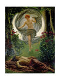 The Vision of Endymion, 1902 Giclee Print by Edward John Poynter