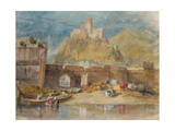 Furstenburg, 1817 Giclee Print by Joseph Mallord William Turner