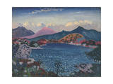 Bala Lake, C.1911 Giclee Print by James Dickson Innes