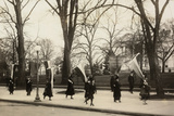 1917 Suffragettes Womens Rights Protest Archival Photo Poster Posters