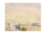 Bellinzona No. 11, Switzerland, C.1843 Giclee Print by Joseph Mallord William Turner