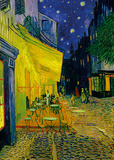 The Café Terrace On The Place Du Forum, Arles Prints by Vincent van Gogh