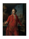 Sir Gregory Page-Turner, 1768 Giclee Print by Pompeo Batoni