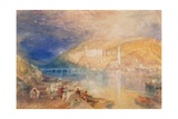 Heidelberg: Sunset, C.1840-42 Giclee Print by Joseph Mallord William Turner
