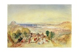 Genoa, C.1850-51 Giclee Print by Joseph Mallord William Turner