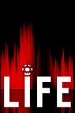 Life Wall Sign