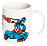 Captain America 11 oz. Ceramic Mug Mug