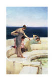 Silver Favourites, C.1903 Giclee Print by Sir Lawrence Alma-Tadema