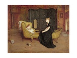 Her Idol, C.1868-70 Giclee Print by Sir William Quiller Orchardson