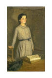 The Student, 1903 Giclee Print by Gwen John