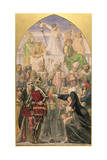 "Study for ""The Spirit of Justice' Giclee Print by Ford Madox Brown"