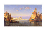 Venice, C.1850 Giclee Print by James Holland