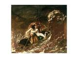 The Storm, 1829-30 Giclee Print by William Etty