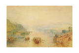Windermere, Westmorland Giclee Print by Joseph Mallord William Turner