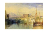 Exeter, C.1827 Giclee Print by Joseph Mallord William Turner