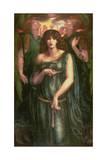 Astarte Syriaca, 1877 Giclee Print by Dante Gabriel Rossetti