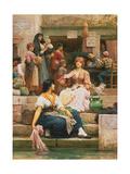 Venetians, 1885 Giclee Print by Sir Samuel Luke Fildes