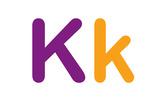 Kids Alphabet Letter K Sign Poster Art