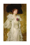 My Lady Fair, 1903 Giclee Print by Frank Bernard Dicksee