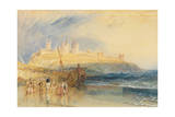 Dunwich, Suffolk, C.1827 Giclee Print by Joseph Mallord William Turner