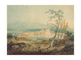 Rochester, Kent, 1795 Giclee Print by Joseph Mallord William Turner