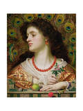 Vivien, 1863 Giclee Print by Anthony Frederick Augustus Sandys