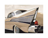 57 Bel Air Giclee Print by Francis Brook