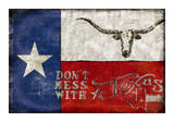 Texas Proud Giclee Print by Luke Wilson
