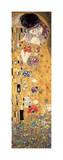 Le Baiser, vers 1907, détail Reproduction procédé giclée par Gustav Klimt