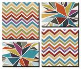 Pinwheel Prints by Erica J. Vess