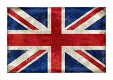 United Kingdom Giclee Print by Luke Wilson
