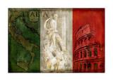 Brava Italia Giclee Print by Luke Wilson