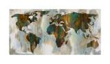 World of Color Giclée-trykk av Russell Brennan