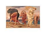 By the Sea Giclée-trykk av Frederick Leighton