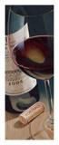Bordeaux Giclee Print by Stefano Ferreri